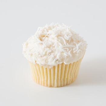 coconut-cupcake