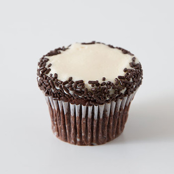 flourless-chocolate-cupcake